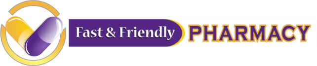 Fast and Friendly Pharmacy logo